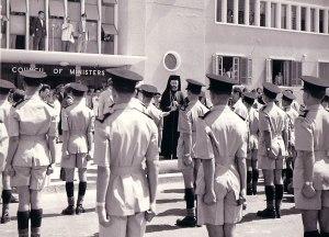 04_1Cipro_Makarios III eletto a seguito delle prime elezioni presidenziali del 13 Dicembre 1959