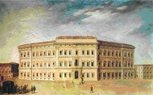 13_1Italia_Palazzo Ludovisi a Montecitorio_De'Rossi