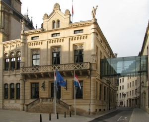 16_Lussemburgo_Chambre des D+®put+®s di Grand-Duch+® de Luxembourg_Antoine Hartmann